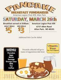 event ticket template free free pancake breakfast flyer template egou