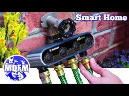 wifi hose bib water you lawn with your cell phone melnor aqua timer
