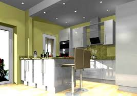 lighting schemes. Mini Kitchen Bar Design With Best Recessed Lighting And Good Color Schemes For Small Decor M