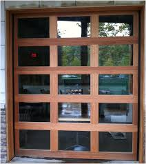 Overhead Glass Garage Doors  Warm Wood And Carriage Clearville Pennsylvania