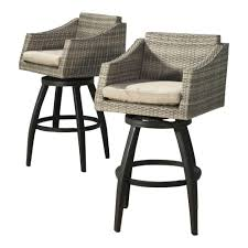 dunkirk patio furniture swivel bar stools r2
