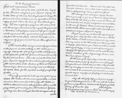 Mei Editor S Blog George Washington Writes A Letter To The Sultan