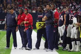 Houston Texans Name 2017 Coaching Staff Houston Press