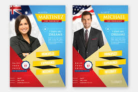 Campaign Poster Template Free Awesome New Election Poster Template