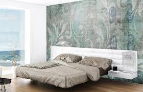 Vorschläge Tapeten Schlafzimmer Seersucker Bettwäsche Trends Grau