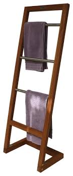 towel stand wood. Towel Rack StandSlim Shelves Double Bar Bed Stand Wood K