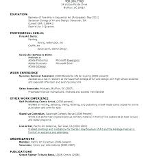 Quick Resume Builder Free Interesting Make A Quick Resume Free Resume Template Evacassidyme
