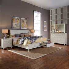 Ashfield 5 piece King Storage Bedroom Set