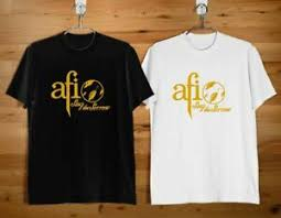 Eastbay Size Chart Details About Afi East Bay Kitty Sing The Sorrow Cover Logo Album Black And White T Shirt Fq1