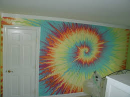 Abstract Painting How To How To Paint A Tie Dye Inspired Fresco Residential Interior Wall