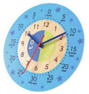 Сделать часы для изучения времени 28