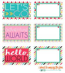 24 Best Luggage Tags Images Tags Luggage Tag Template