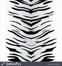 Stripe Templates Templates Zebra Stripes Vector Stock Illustration I2073354 At