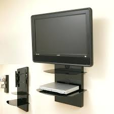tv wall mounts with shelves astounding wall mount shelf about remodel interior inside with designs 5