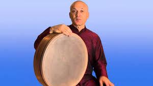frame drum a favorite rhythm