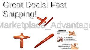 Thai Foot Reflexology Chart Wooden Stick Tool Reflexology Health Thai Foot Massage With
