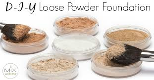 diy powder foundation the easy way to save 50 a month and look even ier