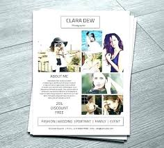 Free Photography Flyer Template Advertisement