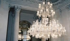 baccarat tuzla chandelier at the baccarat museum paris