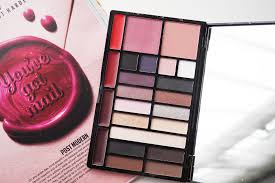 the perfect travel palette freedom makeup 04 february 2016