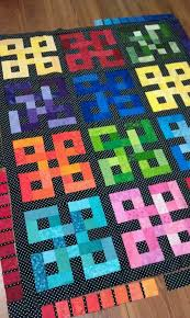 148 best Bright (Warm) Color Quilts images on Pinterest ... & The Greater Atlanta Quilt Shop Hop Adamdwight.com