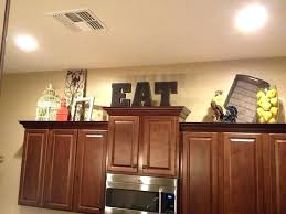 lighting above cabinets. Above Kitchen Cabinet Lighting Cabinets Ideas Decor Over For .