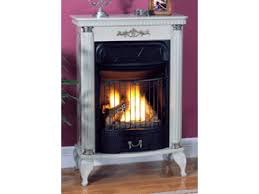 stand alone gas fireplace ventless ideas