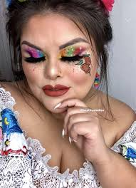 get inspiration for your fiesta face from these 7 san antonio makeup artists express news