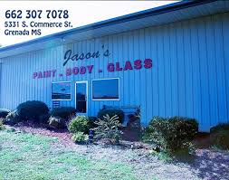 jason s auto paint and glass repair request a e s 5331 commerce st grenada ms phone number yelp