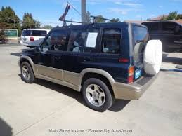 used 1996 suzuki sidekick 4wd 4 door hard top enterprise or 97828 500433767
