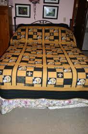 40 best Saints Quilts images on Pinterest | Big cats, Cotton ... & New Orleans Saints quilt all about Drew Brees Adamdwight.com