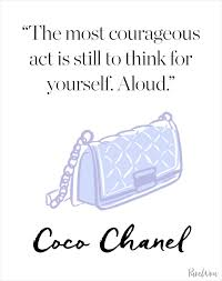 Chanel Quotes Gorgeous 48 Coco Chanel Quotes To Guide You Through Life PureWow