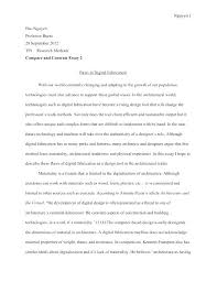 Thesis Essay Example Essay Statement Of Intent Argumentation Examples Intro To
