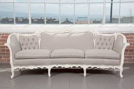 victorian modern furniture. White Wooden Frame Modern Victorian Three Seater Sofa With Gray Cushion Ideas Furniture M