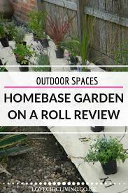 check out exactly what we thought of the homebase garden on a roll in this honest