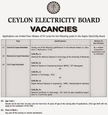 Vacancies At Ceb Government Jobs Government Gazette Government