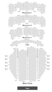 Paramount Theatre Seattle Tickets With No Fees At Ticket Club