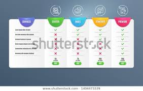 Pie Chart Check Article Architectural Plan Stock Vector