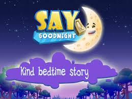 say good night 1