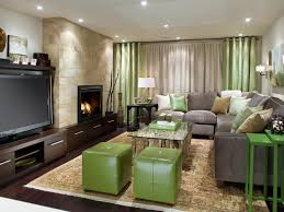 Basement Layout Design Custom 48 Chic Basements By Candice Olson HGTV