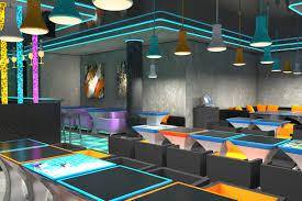 Дипломная работа ресторан Пигмент Дизайн интерьера  restaurant pigment
