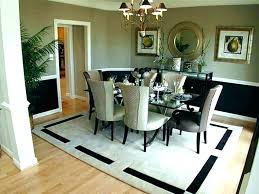 full size of round area rugs dining room for ideas best rug under table interior sizable