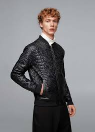 6 unusual leather jackets that are perfect for bad boys zara