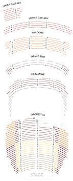 Orpheum Memphis Seating Chart World Of Reference