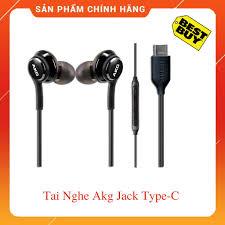 Tai Nghe Akg Theo Máy SamSung Note 10/Note 10 Plus Chân Type-C -Hàng Chính  Hãng
