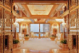 Trump Tower Interior Design How Donald Trump Transformed New York Without Any Regard For
