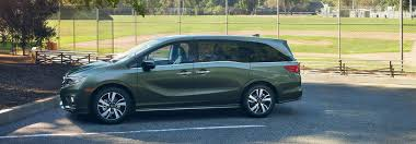 What\u0027s Inside The 2018 Odyssey?