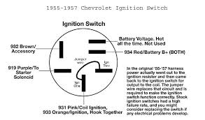 wire harness installation instructions 1957 chevy wiring diagram 1957 Chevrolet Wiring #18