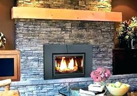 install gas fireplace logs gs how much does it cost to installing ventless in existing ins
