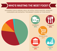 Food Waste Chart How To Reduce Food Waste